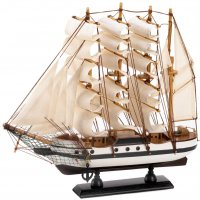 Four Masted Passat Ship