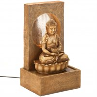Tabletop Buddha Fountain